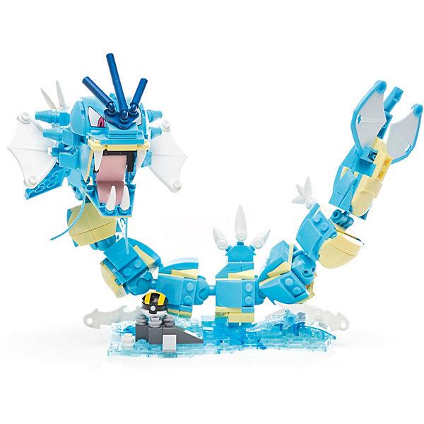 Купить Сборная фигурка MEGA CONSTRUX Покемон: Гиарадос, Mattel, Канада, Унисекс