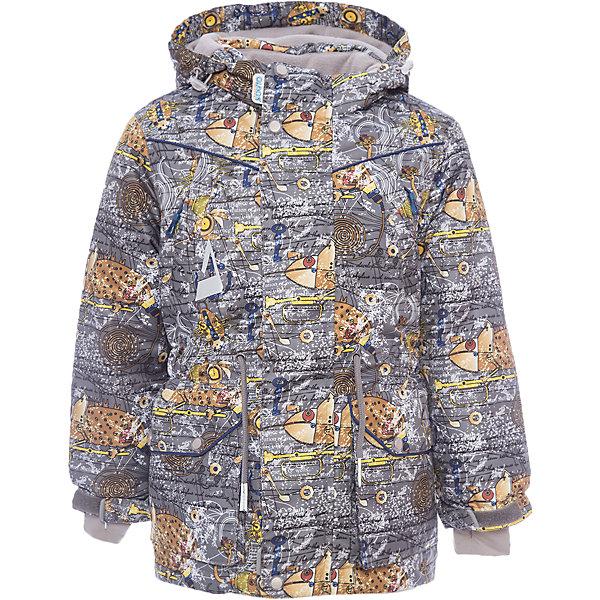Куртка Эдгар OLDOS ACTIVE для мальчикаВерхняя одежда<br>Характеристики товара:<br><br>• цвет: серый<br>• состав ткани: полиэстер, Teflon<br>• подкладка: флис<br>• утеплитель: Hollofan pro<br>• сезон: зима<br>• мембрана<br>• температурный режим: от -30 до +5<br>• водонепроницаемость: 5000 мм <br>• паропроницаемость: 5000 г/м2<br>• плотность утеплителя: 200 г/м2<br>• застежка: молния<br>• капюшон: без меха, съемный<br>• страна бренда: Россия<br>• страна изготовитель: Россия<br><br>Легкая зимняя куртка выделяется стильным дизайном. Теплая куртка для мальчика дополнена элементами, помогающими подогнать её размер под ребенка. Детская зимняя куртка создана с применением мембранной технологии, она рассчитана на очень холодную погоду.<br><br>Невероятно практичная и технологичная удлиненная парка из зимней коллекции OLDOS ACTIVE. Покрытие Teflon: защита от воды и грязи, износостойкость, за изделием легко ухаживать. Мембрана 5000/5000 обеспечивает водонепроницаемость, отвод влаги и комфортную атмосферу внутри костюма. <br><br>Гипоаллергенный утеплитель HOLLOFAN PRO 200 г/м2 - тоньше обычного, зато эффективнее удерживает тепло и дарит свободу движения. Подкладка флисовый (в рукавах гладкий п/э для легкости одевания). Температурный режим (-30 С...+5 С). Парка прекрасно защитит от ветра и снега благодаря воротнику-стойке, ветрозащитным планкам, снего-ветрозащитной юбке; манжета регулируется по ширине липучкой. Дополнительно в рукавах есть эластичные манжеты с отверстием для большого пальца! <br><br>Спинка удлиненная, низ куртки и талия регулируются по ширине. Капюшон съемный с регулировкой объема. Карманы на молнии и два накладных кармана, есть внутренний кармашек на липучке. Светоотражающие элементы. <br><br>Куртку Эдгар Oldos (Олдос) для мальчика можно купить в нашем интернет-магазине.<br>Ширина мм: 356; Глубина мм: 10; Высота мм: 245; Вес г: 519; Цвет: серый; Возраст от месяцев: 24; Возраст до месяцев: 36; Пол: Мужской; Возраст: Детский; Размер: 98,128,122,116,110,104; SKU: 7