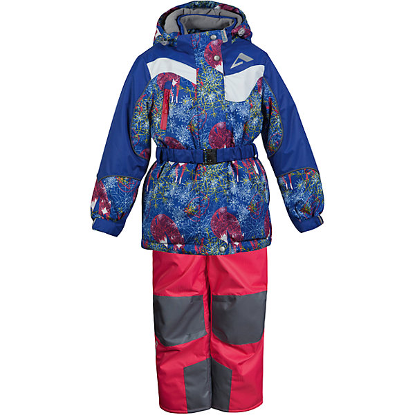 OLDOS Комплект: куртка и полукомбинезон Алиса OLDOS ACTIVE для девочки oldos комплект джак