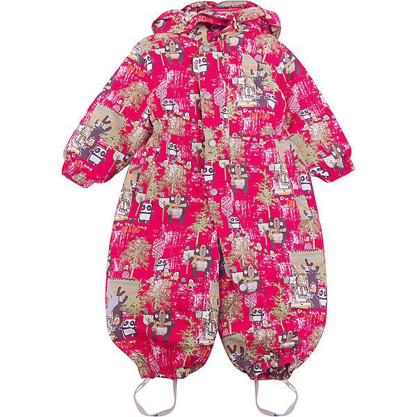 Купить Утеплённый комбинезон Oldos Active Мишутка , Россия, розовый, 80, 92, 86, Женский