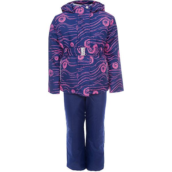 Комплект: куртка и полукомбинезон Наума JICCO BY OLDOS для девочкиВерхняя одежда<br>Характеристики товара:<br><br>• цвет: синий<br>• комплектация: куртка и полукомбинезон<br>• состав ткани: полиэстер<br>• подкладка: флис<br>• утеплитель: Hollofan <br>• сезон: зима<br>• температурный режим: от -30 до 0<br>• плотность утеплителя: куртка - 300 г/м2, полукомбинезон - 150 г/м2<br>• застежка: молния<br>• капюшон: без меха, несъемный<br>• страна бренда: Россия<br>• страна изготовитель: Россия<br><br>Внешняя ткань с водо-грязеотталкивающей пропиткой защитит от непогоды. Гипоаллергенный утеплитель нового поколения HOLLOFAN плотностью 300/150 г/м2 сохраняет тепло и быстро сохнет. Подкладка-флис, в рукавах и брючинах - гладкий полиэстер. Капюшон слитный, карманы на молнии, пояс. <br><br>Изделие прекрасно защитит от ветра и мороза, т.к. имеет ряд особенностей: воротник-стойка с флисовой вставкой, двойная ветрозащитная планка с защитой подбородка. Рукава с отворотом и внутренней трикотажной саморегулирующейся манжетой. Полукомбинезон с широкими эластичными регулируемыми по длине подтяжками, по талии вшита резинка для прилегания. Изделие имеет светоотражающие элементы.<br><br>Комплект: куртка и полукомбинезон Наума Oldos (Олдос) для девочки можно купить в нашем интернет-магазине.<br>Ширина мм: 356; Глубина мм: 10; Высота мм: 245; Вес г: 519; Цвет: синий; Возраст от месяцев: 96; Возраст до месяцев: 108; Пол: Женский; Возраст: Детский; Размер: 134,128,122,116,110,104,98,92; SKU: 7016386;