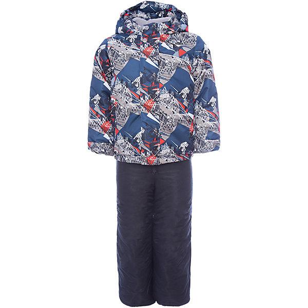 OLDOS Комплект: куртка и полукомбинезон Альпик JICCO BY OLDOS для мальчика oldos комплект джак