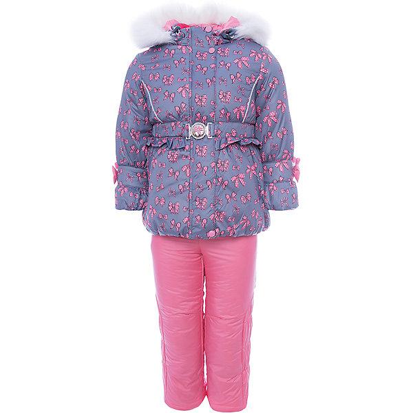 OLDOS Комплект: куртка и полукомбинезон Арина OLDOS для девочки oldos oldos зимний комплект jicco by oldos марго куртка и полукомбинезон фиолетовый