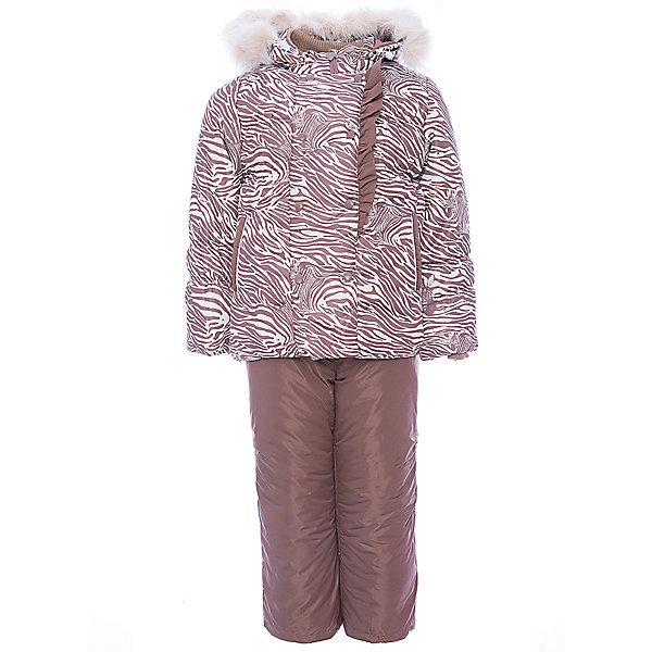 OLDOS Комплект: куртка и полукомбинезон Берта OLDOS для девочки oldos oldos костюм зимний птичка 300 г м2 200 г м2 куртка и полукомбинезон розовый