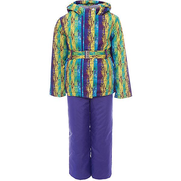 OLDOS Комплект: куртка и полукомбинезон Вероника JICCO BY OLDOS для девочки куртка утепленная oldos oldos mp002xg00e2c