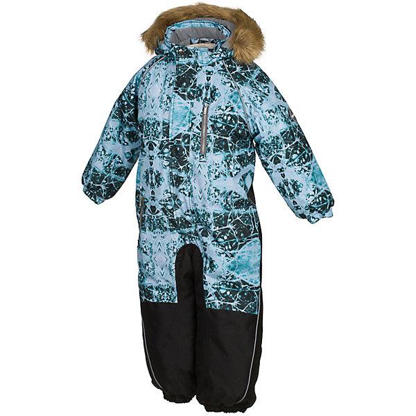 Комбинезон FENNO Huppa для мальчикаВерхняя одежда<br>Характеристики товара:<br><br>• модель: Fenno;<br>• цвет: темно-зеленый;<br>• пол: мальчик ;<br>• состав: 100% полиэстер;<br>• утеплитель: полиэстер, 300 гр.;<br>• подкладка: тафта/флис;<br>• сезон: зима;<br>• температурный режим: от -5 до - 30С;<br>• водонепроницаемость: 10000 мм  ;<br>• воздухопроницаемость: 10000 г/м2/24ч;<br>• водо- и ветронепроницаемый, дышащий и грязеотталкивающий материал;<br>• особенности модели: c рисунком, с мехом;<br>• капюшон для большего удобства крепится на кнопки и, при необходимости, отстегивается;<br>• искусственный мех на капюшоне съемный ;<br>• cидельный шов, внутренние и боковые швы проклеены и не пропускают влагу;<br>•  cиденье и нижний край брючины выполнены из очень прочной ткани Cordura;<br>• светоотражающих элементов для безопасности в темное время суток ;<br>• внутренний и боковые карманы застегиваются на молнию;<br>• манжеты брюк и рукавов  на резинках;<br>• съемные силиконовые штрипки;<br>• внутренняя регулировка обхвата талии;<br>• страна бренда: Финляндия;<br>• страна изготовитель: Эстония.<br><br>Комбинезон Fenno для мальчика Водо и воздухонепроницаемый. Важный критерий при выборе комбинезона для малыша - это количество утеплителя, ведь малыши еще малоподвижны, поэтому комбинезон должен быть теплым. В модели Fenno  300 грамм утеплителя, которые обеспечат тепло и комфорт ребенку при температуре от -5 до -30 градусов. Подкладка — тафта/флис. <br><br>Функциональные элемент: капюшон отстегивается с помощью кнопок, мех отстегивается, все карманы на молнии, манжеты на резинке, съемные силиконовые штрипки, внутренняя регулировка обхвата талии, светоотражающие элементы.<br><br>Комбинезон Fenno для мальчика  Huppa (Хуппа) можно купить в нашем интернет-магазине.<br>Ширина мм: 356; Глубина мм: 10; Высота мм: 245; Вес г: 519; Цвет: зеленый; Возраст от месяцев: 18; Возраст до месяцев: 24; Пол: Мужской; Возраст: Детский; Размер: 92,134,128,122,116,110,104,98; SKU: 7024589;