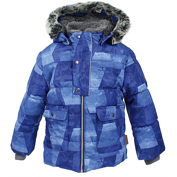 Huppa Куртка OLIVER Huppa для мальчика куртка для мальчика huppa janek цвет синий 18170004 93335 размер s 164 170
