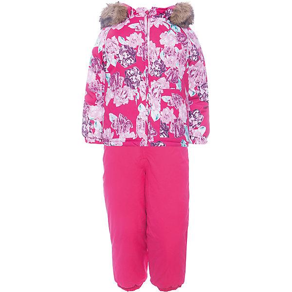 Huppa Комплект: куртка и брюки AVERY Huppa для девочки зимние комбинезоны и комплекты huppa комплект для малышей avery панды