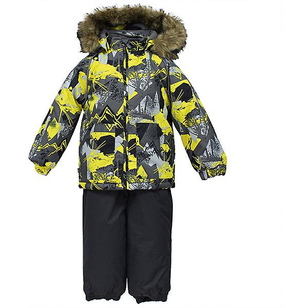 Huppa Комплект: куртка и брюки AVERY Huppa для мальчика зимние комбинезоны и комплекты huppa комплект для малышей avery панды