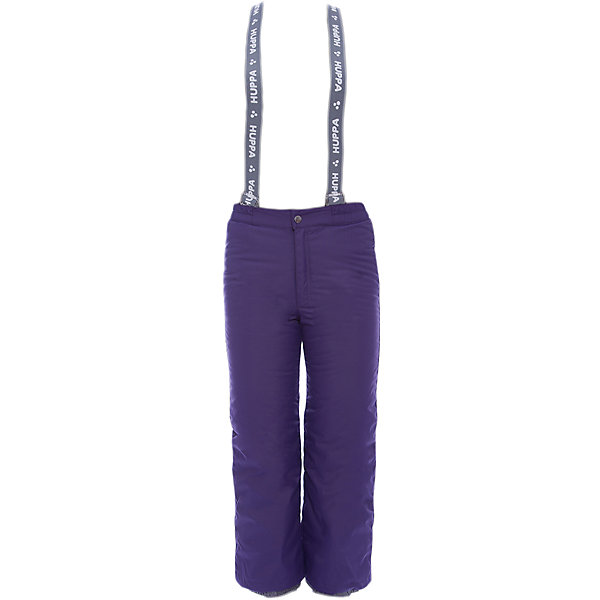 Huppa Брюки FREJA Huppa для девочки брюки утепленные детские huppa freja 1 цвет фуксия 21700116 00063 размер 158