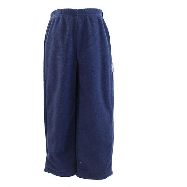 Флисовые брюки Huppa Billy для мальчикаФлис и термобелье<br>Характеристики товара:<br><br>• модель: Billy;<br>• цвет: темно-синий;<br>• состав: 100% полиэстер;<br>• сезон: зима;<br>• температурный режим: от +10 до - 30С;<br>• застежка: эластичная резинка на талии;<br>• штанины на мягкой эластичной резинке;<br>• светоотражающая нашивка;<br>• страна бренда: Финляндия;<br>• страна изготовитель: Эстония.<br><br>Флисовые брюки на резинке. Брюки очень мягкие и приятные на ощупь. Можно носить как верхнюю одежду в прохладные деньки и использовать как дополнительный утепленный слой под верхней одеждой зимой. Брюки на резинке с эластичными штанинами внизу..<br><br>Флисовые брюки Huppa Billy (Хуппа) можно купить в нашем интернет-магазине.