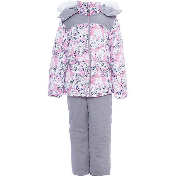 Комплект: куртка и полукомбенизон Ирина Batik для девочкиВерхняя одежда<br>Характеристики товара:<br><br>• цвет: розовый<br>• комплектация: куртка и полукомбинезон <br>• состав ткани: таслан<br>• подкладка: поларфлис<br>• утеплитель: слайтекс, синтепон <br>• сезон: зима<br>• мембранное покрытие<br>• температурный режим: от -35 до 0<br>• водонепроницаемость: 5000 мм <br>• паропроницаемость: 5000 г/м2<br>• плотность утеплителя: куртка - 300 г/м2, полукомбинезон - 200 г/м2<br>• застежка: молния<br>• капюшон: с мехом, отстегивается<br>• встроенный термодатчик<br>• страна бренда: Россия<br>• страна изготовитель: Россия<br><br>Плотный материал детского зимнего комплекта, усиленный мембраной, не промокает и не продувается. Флисовая подкладка комплекта для зимы обеспечивает комфорт и тепло. Мембранный комплект для девочки украшен принтом и опушкой на капюшоне. Зимний комплект создан с учетом особенностей строения ребенка. <br><br>Комплект: куртка и полукомбинезон Ирина Batik (Батик) для девочки можно купить в нашем интернет-магазине.<br>Ширина мм: 356; Глубина мм: 10; Высота мм: 245; Вес г: 519; Цвет: розовый; Возраст от месяцев: 48; Возраст до месяцев: 60; Пол: Женский; Возраст: Детский; Размер: 110,134,128,122,116; SKU: 7028182;