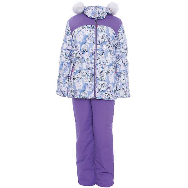 Batik Комплект: куртка и полукомбенизон Ирина Batik для девочки batik batik зимний комплект юра 350 200гр синий
