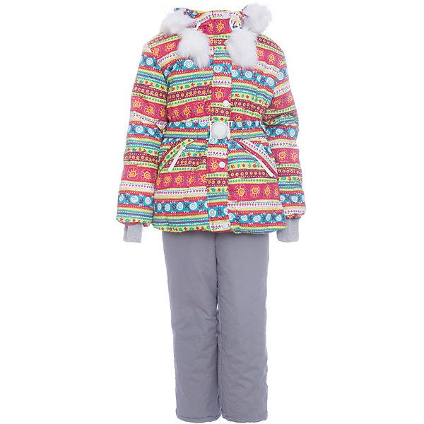 Batik Комплект: куртка и полукомбенизон Майя Batik для девочки batik batik зимний комплект юра 350 200гр синий