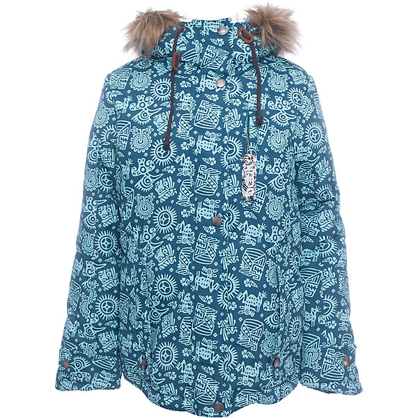 Batik Куртка Мэй  для девочки