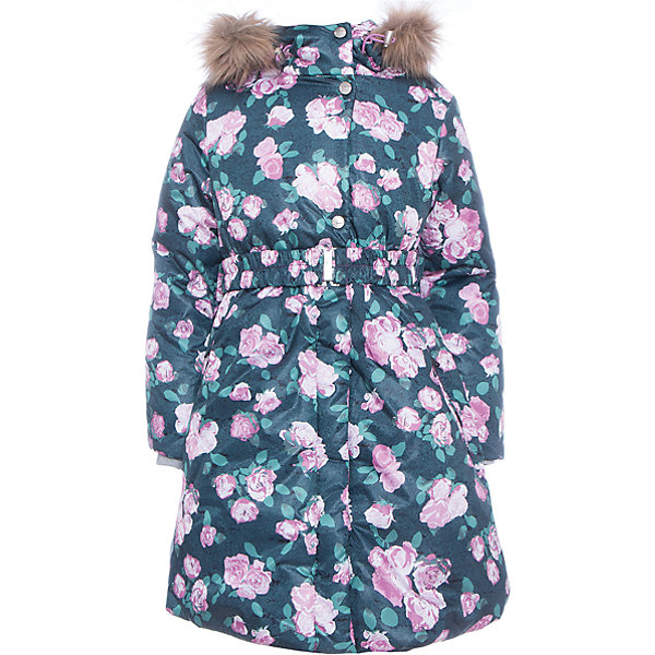 Batik Пальто Варя Batik для девочки batik batik зимний комплект маруся 350 200гр сиреневый