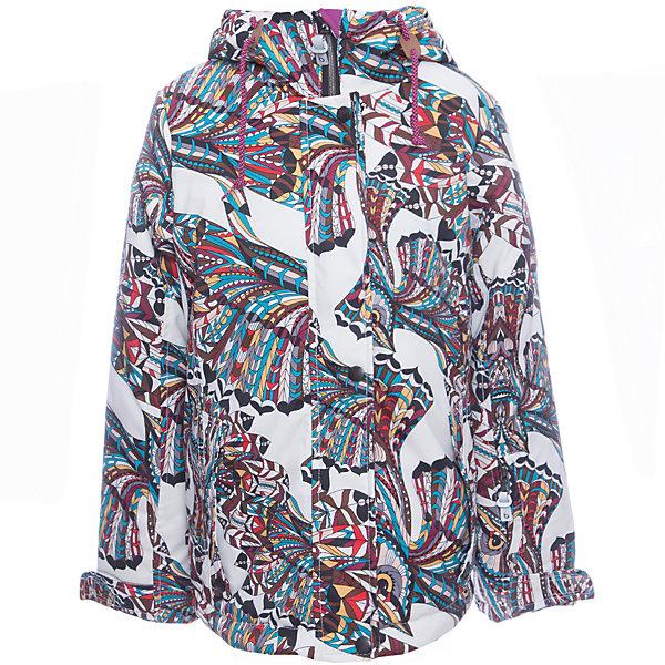 Batik Куртка Сова Batik для девочки платье для девочки batik цвет розовый ds0125 4 размер 110