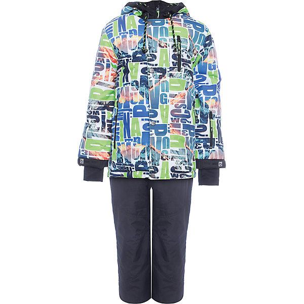 Комплект: куртка и полукомбенизон Коля Batik для мальчикаВерхняя одежда<br>Характеристики товара:<br><br>• цвет: лайм<br>• комплектация: куртка и полукомбинезон<br>• состав ткани: таслан<br>• подкладка: поларфлис<br>• утеплитель: слайтекс<br>• сезон: зима<br>• мембранное покрытие<br>• температурный режим: от -35 до 0<br>• водонепроницаемость: 5000 мм <br>• паропроницаемость: 5000 г/м2<br>• плотность утеплителя: куртка - 350 г/м2, полукомбинезон - 200 г/м2<br>• застежка: молния<br>• капюшон: без меха, отстегивается<br>• встроенный термодатчик<br>• страна бренда: Россия<br>• страна изготовитель: Россия<br><br>Мембранное покрытие этого комплекта для мальчика не пропускает ветер и мороз. Мягкая подкладка детского комплекта для зимы обеспечивает высокий уровень комфорта. Это зимний комплект для мальчика дополнен удобными карманами и капюшоном. Зимний детский комплект защитит ребенка от попадания снега внутрь благодаря манжетам. <br><br>Комплект: куртка и полукомбинезон Коля Batik (Батик) для мальчика можно купить в нашем интернет-магазине.<br>Ширина мм: 356; Глубина мм: 10; Высота мм: 245; Вес г: 519; Цвет: зеленый; Возраст от месяцев: 144; Возраст до месяцев: 156; Пол: Мужской; Возраст: Детский; Размер: 158,128,152,146,140,134; SKU: 7028385;