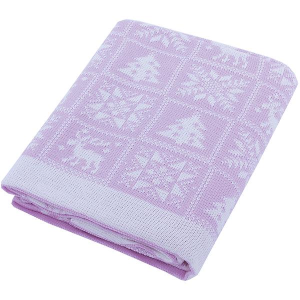 Плед Рождество Уси-Пуси для девочкиПледы и одеяла<br>Характеристики товара:<br><br>• цвет: розовый;<br>• ткань: вязаная;<br>• состав ткани: 50% шерсть, 50% пан;<br>• размер : 110х140 см;<br>• особенности модели: вязаная, с рисунком;<br>• сезон: демисезон;<br>• страна бренда: Россия;<br>• страна изготовитель: Россия.<br> <br>Полушерстяной вязанный плед «Рождество» будет прекрасным дополнением в гардеробе Вашего малыша в любое время года. <br><br>Ровная машинная вязка с рождественским детским рисунком напомнит лучшие детские мгновения, порадует Вас и малыша теплотой и простотой по уходу за изделием. Пледом можно прикрыть спящего малыша дома, на улице или в машине. <br><br>Вязанный плед «Рождество»  Уси-Пуси можно купить в нашем интернет-магазине.<br>Ширина мм: 37; Глубина мм: 4; Высота мм: 25; Вес г: 430; Цвет: розовый; Возраст от месяцев: 0; Возраст до месяцев: 24; Пол: Женский; Возраст: Детский; Размер: one size; SKU: 7029562;