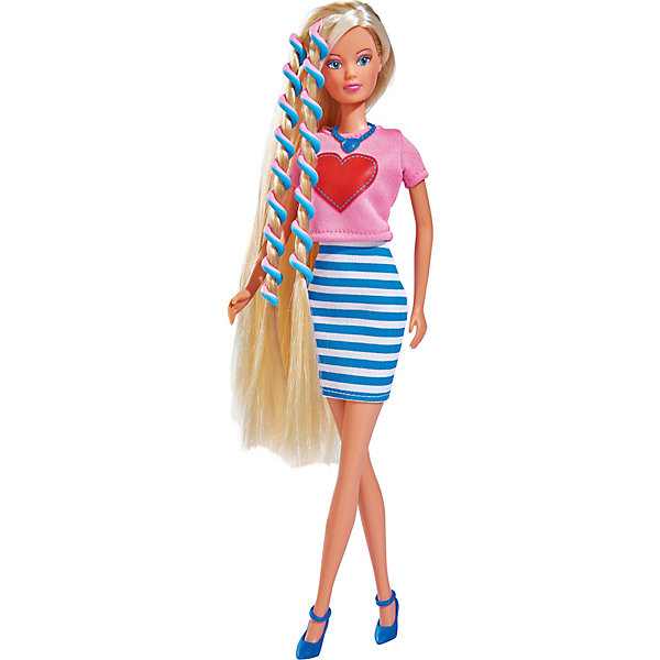 "Simba Кукла Simba ""Steffi Love"" Штеффи с аксессуарами для волос, 29 см"