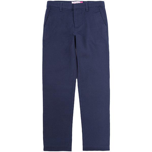 SELA Брюки SELA для девочки брюки детские sela брюки для мальчика темный хаки
