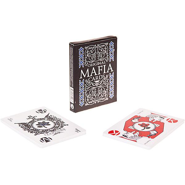Настольная игра Мафия, Магеллан (пластиковая карта)Настольные игры для всей семьи<br>Характеристики:<br><br>• возраст: от 14 лет<br>• комплектация: 26 карт; турнирные и обучающие правила.<br>• материал карт: пластик<br>• количество игроков: от 6 до 20 человек<br>• время игры: 40-120 минут<br>• упаковка: картонная коробка<br>• размер упаковки: 11,5х6,7х1,5 см.<br>• вес: 40 гр.<br><br>«Мафия» - увлекательная психологическая ролевая игра с детективным сюжетом, которая любима игроками всех возрастов.<br><br>Жители города, обессилевшие от разгула мафии, принимают решение пересажать в тюрьму всех мафиози. В ответ мафия объявляет войну до полного уничтожения всех мирных жителей.<br><br>Цель игры: для мирных жителей - вычислить и «убить» мафию, для мафии – «перестрелять» всех мирных жителей. Окунитесь в мир, где единственные друзья - ваша интуиция и умение отличить правду от лжи. <br><br>Для ценителей игры «Мафия» будет интересна тем, что схема турнирных правил, изначально рассчитанная на обучение дипломатов.<br><br>Карты в колоде пластиковые, то есть отлично переносят самые сложные условия, с большим трудом пачкаются и не заминаются.<br><br>Игра развивает память, логику, сообразительность, командное взаимодействие, стратегическое мышление, актерские навыки.<br><br>Настольную игру Мафия, Магеллан (пластиковая карта) можно купить в нашем интернет-магазине.<br>Ширина мм: 115; Глубина мм: 67; Высота мм: 15; Вес г: 40; Возраст от месяцев: 168; Возраст до месяцев: 2147483647; Пол: Унисекс; Возраст: Детский; SKU: 7036601;