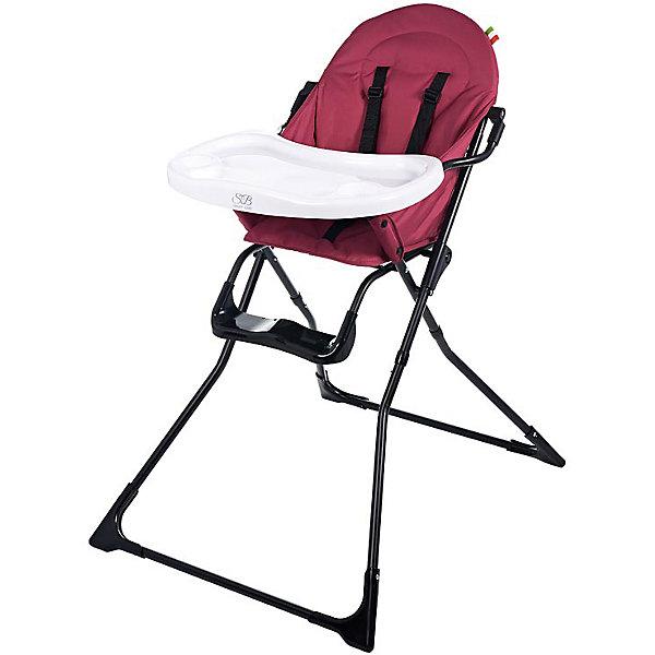 Стульчик для кормления Style, Sweet Baby, темно-розовыйСтульчики для кормления<br>Характеристики:<br><br>• сиденье оснащено 5-ти точечными ремнями безопасности;<br>• регулируется положение столика: перед ребенком во время еды, за спинкой стульчика во время перерывов между приемами пищи;<br>• углубления для поильников, бортики на столешнице;<br>• пластиковая подножка;<br>• прорезиненные накладки на ножки стульчика;<br>• компактное складывание;<br>• материал чехла: ткань Оксфорд 300D;<br>• материал стульчика: алюминий, пластик;<br>• размер стульчика: 80х64х97 см;<br>• размер в сложенном виде: 32х80х122 см;<br>• вес: 4,3 кг.<br><br>Стульчик для кормления Style, Sweet Baby, розовый можно купить в нашем интернет-магазине.<br>Ширина мм: 140; Глубина мм: 520; Высота мм: 670; Вес г: 5360; Цвет: темно-розовый; Возраст от месяцев: 6; Возраст до месяцев: 36; Пол: Унисекс; Возраст: Детский; SKU: 7036835;