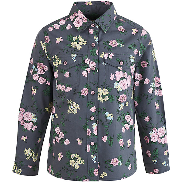 Button Blue Блузка Button Blue для девочки блузка для девочки button blue main цвет голубой 117bbgc2201d200 размер 146 11 лет