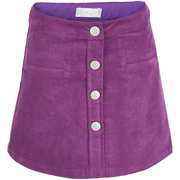 Юбка Button Blue для девочкиЮбки<br>Характеристики товара:<br><br>• цвет: фиолетовый;<br>• состав: 98% хлопок, 2% эластан;<br>• сезон: демисезон;<br>• особенности: велюровая;<br>• трапециевидный силуэт;<br>• застежка: пуговицы;<br>• внутренняя регулировка талии;<br>• карманы-обманки;<br>• страна бренда: Россия;<br>• страна изготовитель: Китай.<br><br>Велюровая юбка для девочки. Юбка застегивается на пуговицы спереди, внутри резинка с пуговицей для регулировки обхвата талии. Два кармана-обманки спереди.<br><br>Юбку Button Blue (Баттон Блю) можно купить в нашем интернет-магазине.<br>Ширина мм: 207; Глубина мм: 10; Высота мм: 189; Вес г: 183; Цвет: лиловый; Возраст от месяцев: 36; Возраст до месяцев: 48; Пол: Женский; Возраст: Детский; Размер: 104,98,146,140,134,128,122,116,110; SKU: 7037723;