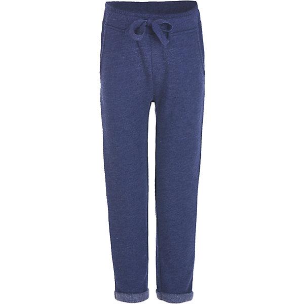 Брюки Button Blue для девочкиБрюки<br>Характеристики товара:<br><br>• цвет: синий;<br>• состав: 60% хлопок, 40% полиэстер;<br>• сезон: демисезон;<br>• особенности: спортивные;<br>• талия на мягкой резинке с дополнительным шнурком-утяжкой;<br>• два прорезных кармана по бокам;<br>• страна бренда: Россия;<br>• страна изготовитель: Китай.<br><br>Спортивные брюки для девочки. Однотонные брюки серого цвета, брюки на мягкой резинке с дополнительным шнурком-завязкой на талии, по бокам прорезные карманы.<br><br>Брюки Button Blue (Баттон Блю) можно купить в нашем интернет-магазине.<br>Ширина мм: 215; Глубина мм: 88; Высота мм: 191; Вес г: 336; Цвет: темно-синий; Возраст от месяцев: 24; Возраст до месяцев: 36; Пол: Женский; Возраст: Детский; Размер: 98,158,152,146,140,134,128,122,116,110,104; SKU: 7037781;