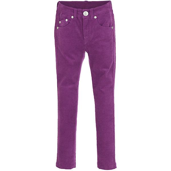 Button Blue Брюки Button Blue для девочки велюровые брюки женские купить недорого