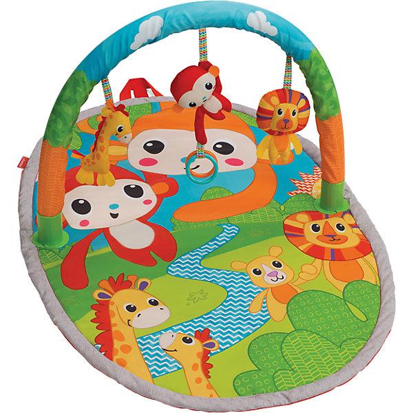Купить Развивающий коврик Infantino Черепашки , Infantino BKids, Китай, Унисекс