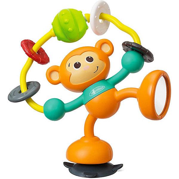 Infantino BKids Развивающая игрушка Забавная мартышка