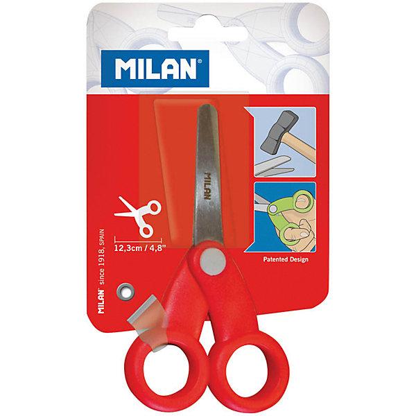 Milan Ножницы детские 12,3 см Milan канцелярия milan ножницы детские 13 4 см