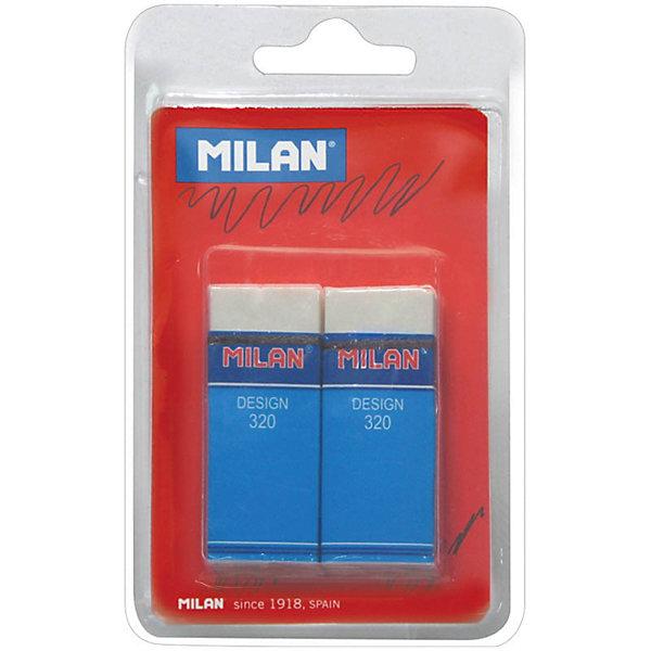 Milan Набор ластиков Design 320 2 шт Milan