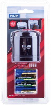 Точилка электрическая  Power Sharp  Milan, 1 отверстие, артикул:7044158 - Чертежные принадлежности