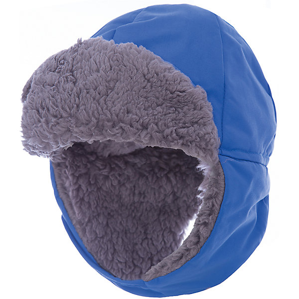 Шапка BIGGLES DIDRIKSONS для мальчикаГоловные уборы<br>Характеристики товара:<br><br>• цвет: синий<br>• состав ткани: 100% полиамид<br>• подкладка: 100% полиэстер (искусственный мех)<br>• сезон: зима<br>• мембранная<br>• температурный режим: от -20 до 0<br>• влагонепроницаемость: 6000 мм <br>• утеплитель: 60 г/м<br>• пропаянные швы<br>• непродуваемая<br>• застежка: липучка<br>• страна бренда: Швеция<br>• страна изготовитель: Китай<br><br>Эта теплая детская шапка плотно держатся на голове благодаря ремешку на подбородке. Простая в уходе шапка сделана из легкого, но прочного материала. Такая непромокаемая шапка для ребенка отличается модным дизайном. Прочный непродуваемый материал этой детской шапки обеспечит защиту от холода и влаги. <br><br>Шапку для мальчика Biggles Didriksons (Дидриксонс) можно купить в нашем интернет-магазине.<br>Ширина мм: 89; Глубина мм: 117; Высота мм: 44; Вес г: 155; Цвет: голубой; Возраст от месяцев: 24; Возраст до месяцев: 36; Пол: Мужской; Возраст: Детский; Размер: 50,56,54,52; SKU: 7044928;