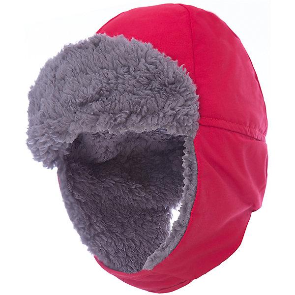 Шапка BIGGLES DIDRIKSONS для мальчикаГоловные уборы<br>Характеристики товара:<br><br>• цвет: красный<br>• состав ткани: 100% полиамид<br>• подкладка: 100% полиэстер (искусственный мех)<br>• сезон: зима<br>• мембранная<br>• температурный режим: от -20 до 0<br>• влагонепроницаемость: 6000 мм <br>• утеплитель: 60 г/м<br>• пропаянные швы<br>• непродуваемая<br>• застежка: липучка<br>• страна бренда: Швеция<br>• страна изготовитель: Китай<br><br>Детская теплая шапка плотно держатся на голове благодаря ремешку на подбородке. Прочный непродуваемый материал этой детской шапки обеспечит защиту от холода и влаги. Яркая непромокаемая шапка для ребенка отличается модным дизайном. Простая в уходе шапка сделана из легкого, но прочного материала. <br><br>Шапку для мальчика Biggles Didriksons (Дидриксонс) можно купить в нашем интернет-магазине.<br>Ширина мм: 89; Глубина мм: 117; Высота мм: 44; Вес г: 155; Цвет: красный; Возраст от месяцев: 24; Возраст до месяцев: 36; Пол: Мужской; Возраст: Детский; Размер: 50,56,54,52; SKU: 7044948;