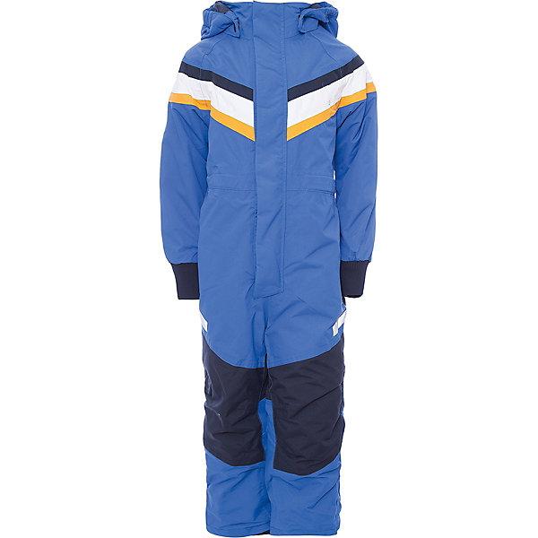 Комбинезон ROMME DIDRIKSONS для мальчикаВерхняя одежда<br>Характеристики товара:<br><br>• цвет: синий<br>• состав ткани: 100% полиэстер<br>• подкладка: 100% полиэстер<br>• утеплитель: 100% полиэстер<br>• сезон: зима<br>• мембранное покрытие<br>• температурный режим: от -20 до 0<br>• водонепроницаемость: 10000 мм <br>• паропроницаемость: 4000 г/м2<br>• плотность утеплителя: 140г/м2<br>• швы проклеены<br>• капюшон: без меха, съемный<br>• застежка: молния, кнопки<br>• регулируемые капюшон, талия, рукава и ширина штанин<br>• снежные гетры<br>• крепления для перчаток и ботинок<br>• светоотражающие детали<br>• конструкция позволяет увеличить длину рукава и штанин на один размер<br>• страна бренда: Швеция<br>• страна изготовитель: Китай<br><br>Такой детский комбинезон от известного шведского бренда теплый и легкий. Мембранный зимний комбинезон для ребенка отличается стильным дизайном. Непромокаемый и непродуваемый материал верха детского комбинезона защитит от холода, промокания и грязи. Удобный комбинезон для мальчика Didriksons поможет ребенку наслаждаться зимними развлечениями и не бояться замерзнуть. <br><br>Комбинезон для мальчика Romme Didriksons (Дидриксонс) можно купить в нашем интернет-магазине.<br>Ширина мм: 356; Глубина мм: 10; Высота мм: 245; Вес г: 519; Цвет: голубой; Возраст от месяцев: 36; Возраст до месяцев: 48; Пол: Мужской; Возраст: Детский; Размер: 100,80,90,140,130,120,110; SKU: 7045172;