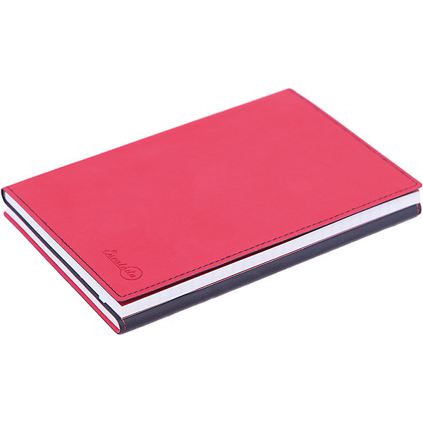Феникс+ Записная книга 2 в 1 Феникс+, черно-красный феникс книга счастье маленького ежика