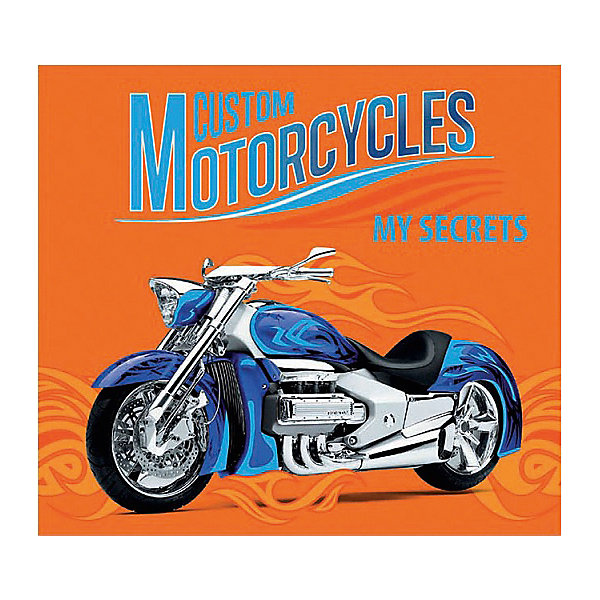 Феникс+ Органайзер трехблочный Синий мотоцикл