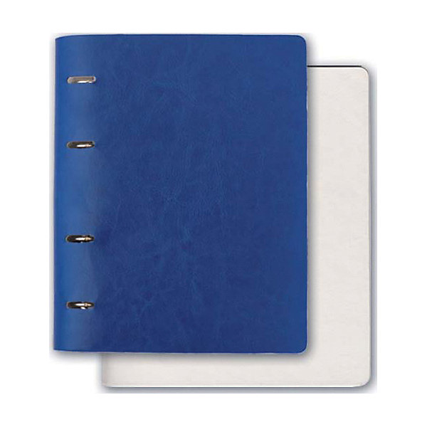Феникс+ Тетрадь А5+ Феникс+, синий + белый