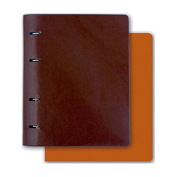 Феникс+ Тетрадь А5+ Феникс+, коричневый + светлокоричневый