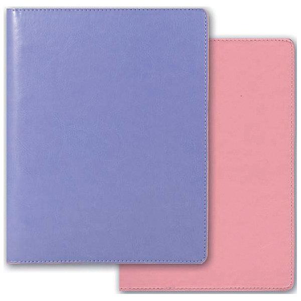 Феникс+ Тетрадь А5+ Феникс+, светло-сиреневый + розовый