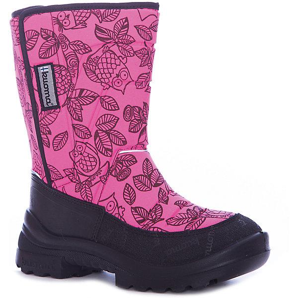 KUOMA Сапоги Tarravarsi Kuoma для девочки сапоги kuoma путкиварси розовый cyclamenflower 33