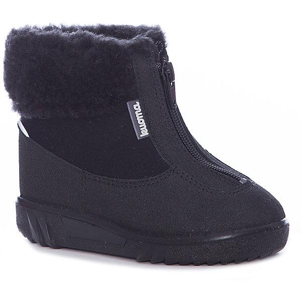 KUOMA Ботинки Baby Kuoma для мальчика ботинки для мальчика flamingo цвет черный 71b xy 0124 размер 23