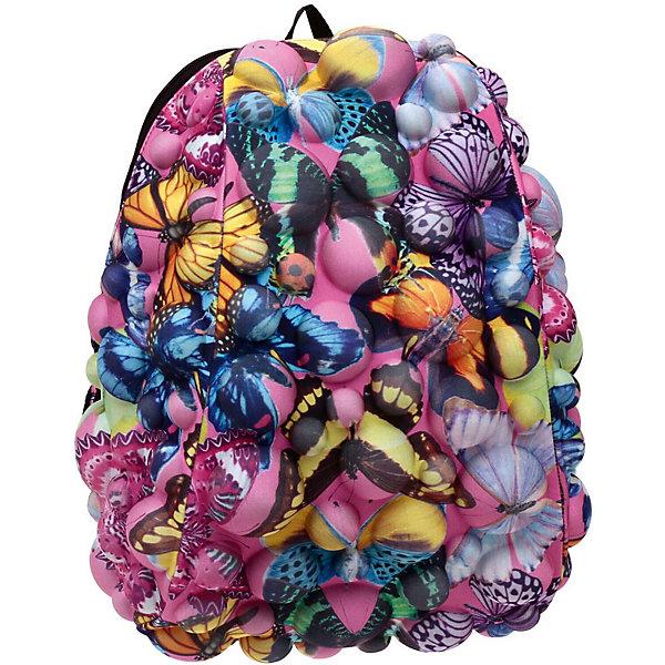 MadPax Рюкзак Bubble Half Butterfly, цвет мульти madpax bubble half packs school or fun backpack black magic