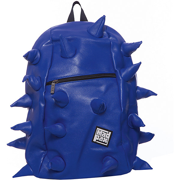 MadPax Рюкзак Rex VE Full Front Zipper Navy, цвет синий рюкзак городской madpax rex 2 full цвет оранжевый 32 л