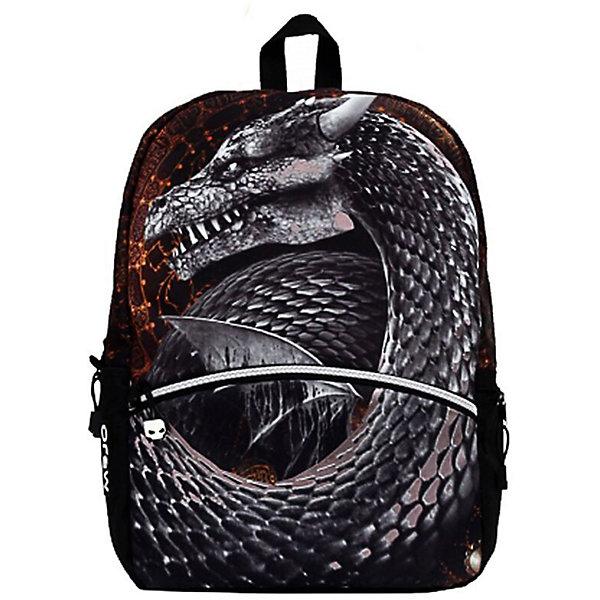 Mojo Pax Рюкзак Silver Dragon, цвет серый mojo pax mojo pax рюкзак boombox с колонками черный белый