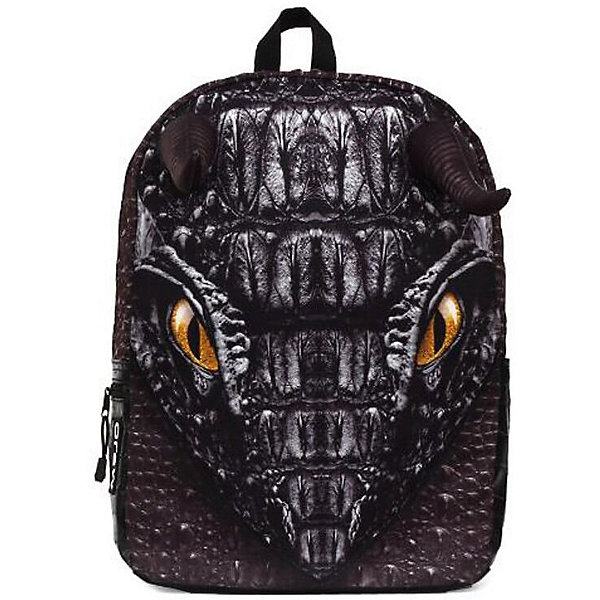 Mojo Pax Рюкзак Black Dragon, цвет черный mojo pax mojo pax рюкзак boombox с колонками черный белый